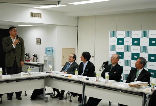 川渕孝一・東京医科歯科大大学院教授11月10日02