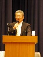 武久洋三会長(日米ジョイントフォーラムで)