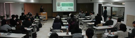 認知症の薬剤に関する講演会
