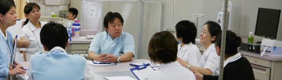 慢性期ICU看護レベルアップ研修