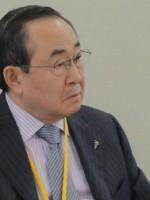 清水紘・副会長