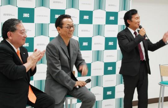 第1回市民公開講座(2012年7月3日開催)
