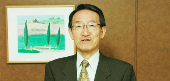 信愛病院理事長・桑名斉先生