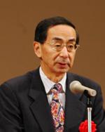西川一誠氏(福井県知事)