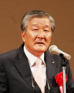 金徳鎮氏(韓国慢性期医療協会会長)