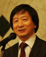 池端幸彦大会長(日慢協副会長)