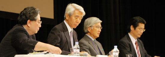 福井大会シンポジウム2-「2012年診療・介護報酬同時改定の検証と今後の課題」