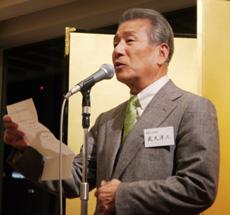 武久洋三・日本慢性期医療協会会長
