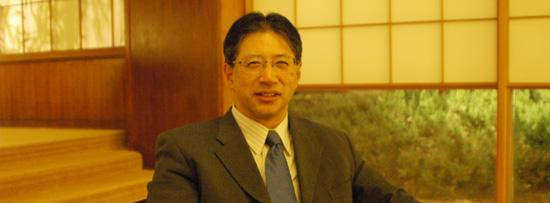 越智豊先生(北摂中央病院院長)