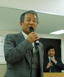 武久会長と池端副会長