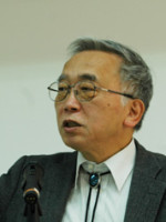 二木立氏(日本福祉大教授、次期学長)