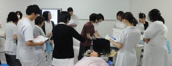 第6回慢性期ICU看護レベルアップ研修