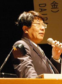 高橋泰氏(国際医療福祉大学大学院教授)