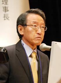 桑名斉氏(信愛病院理事長)