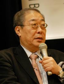 小山秀夫氏(兵庫県立大学大学院教授)