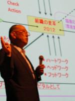 日本慢性期医療学会福井大会シンポ5(天本宏・初代会長)