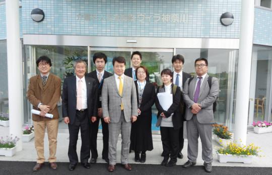 20130423-韓国慢性期医療協会-来所02