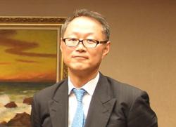 照沼秀也氏(いばらき診療所理事長)