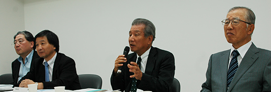 日慢協記者会見2013年10月10日