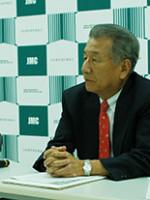 2014年9月11日の記者会見