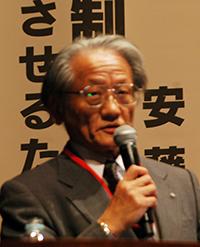 副島秀久氏(済生会熊本病院院長)