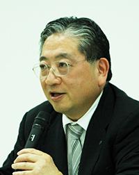 安藤高朗副会長20141211