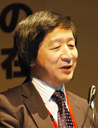 池端幸彦氏(日慢協副会長)