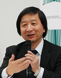 池端幸彦副会長20150312