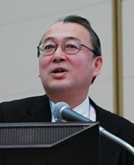 宮嵜課長、慢性期リハ学会で記念講演2