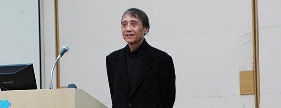安藤忠雄氏20150315