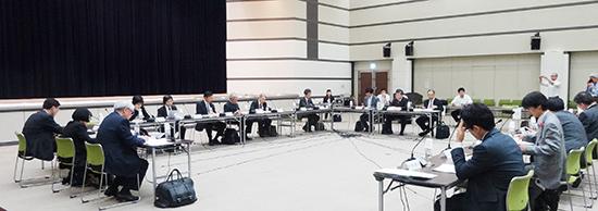 「第4回療養病床の在り方等に関する検討会」出席のご報告