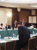 「第3回療養病床の在り方等に関する検討会」出席のご報告