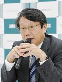 矢野理事20151008