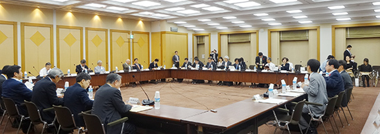 「第5回医療介護総合確保促進会議」出席のご報告