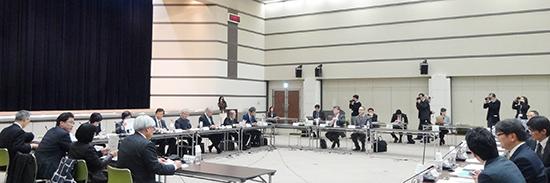 「第5回療養病床の在り方等に関する検討会」 出席のご報告