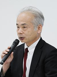 木戸保秀学会長20160217
