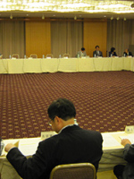 第1回療養病床の在り方等に関する特別部会出席のご報告