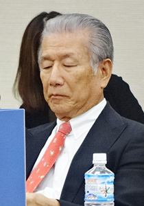 武久洋三会長平成28年10月31日
