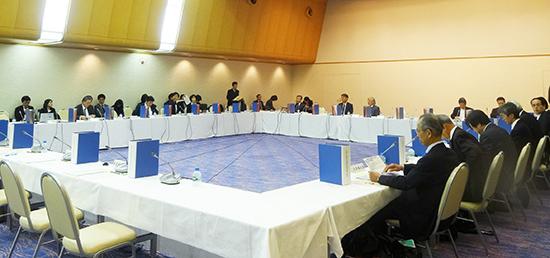 「第9回医療介護総合確保促進会議」 出席のご報告