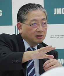 安藤高朗副会長20170810