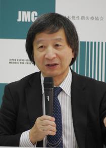 池端幸彦副会長20171214