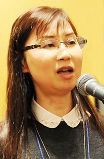 14_田中志子氏(内田病院理事長)1