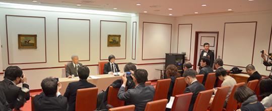 1月11日の記者会見2