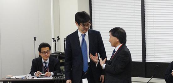 池端先生と秋下先生平成30年2月21日