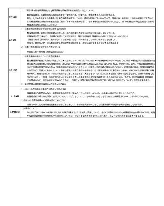 2019年頭所感(表1)ページ2