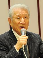 20190110_武久洋三会長(日慢協新年の記者会見)