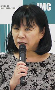 橋本康子副会長_20190411_日慢協会見