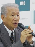 武久洋三会長_20190411_日慢協会見