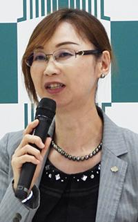 田中志子委員長3(医療法人大誠会理事長)_20191010日慢協会見