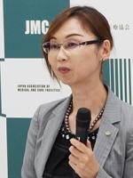 田中志子委員長(医療法人大誠会理事長)_20191010日慢協会見